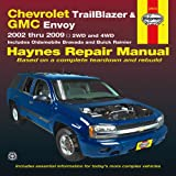 Chevrolet TrailBlazer and GMC Envoy 2002 Thru 2009, Max Haynes, 1563929619