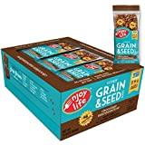 Enjoy Life Grain & Seed Bars, Soy free, Nut free, Gluten free, Dairy free, Non GMO, Vegan, Chocolate Marshmallow, 1.76 Ounce Bars (Pack of 12)
