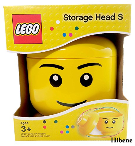 LEGO Stackable Storage Head Small