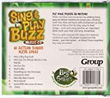 Bug Safari Sing and Play Buzz Music CD