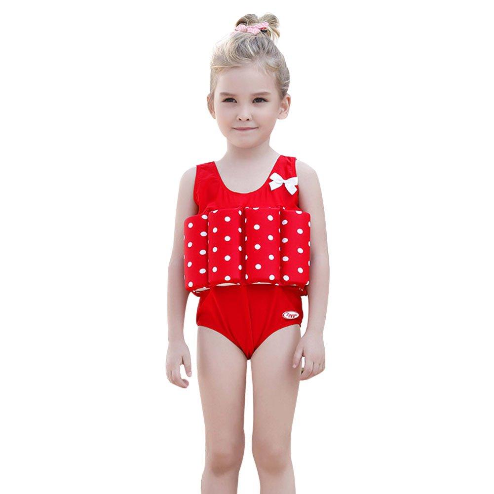 Galleggiabilit/à Buble schiuma monopezzo pagliaccetto da bambina ragazzi bambini galleggiante costumi da bagno Costume da bagno estate