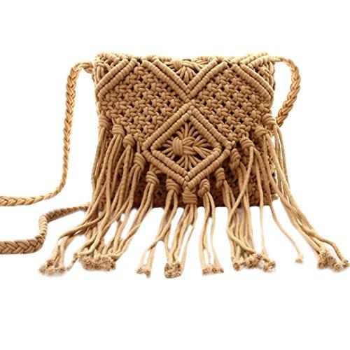 Crochet Shoulder Bags - 4