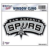 Wincraft NBA San Antonio Spurs Static Cling Decal