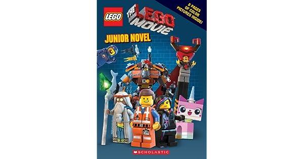 Amazon.com: Junior Novel (LEGO: The LEGO Movie) eBook: Kate ...