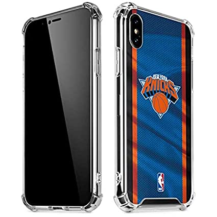 141bb0ba Image Unavailable. Image not available for. Color: Skinit New York Knicks  Away Jersey iPhone XR Clear Case ...