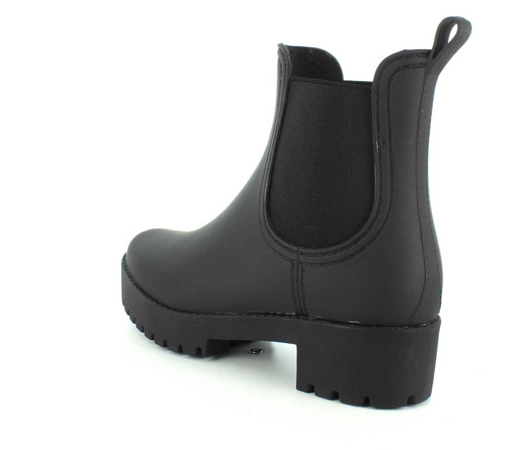 Jeffrey Campbell Women's Cloudy Rain Booties B01LYA4KLZ 9 B(M) US Black
