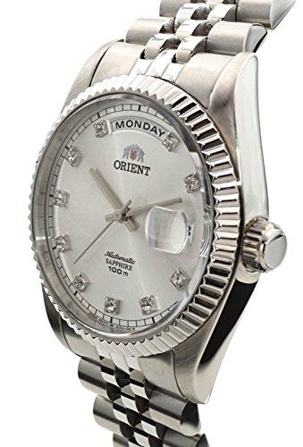 Orient Quot President Quot Classic Automatic Sapphire Watch Ev0j003w Import It All