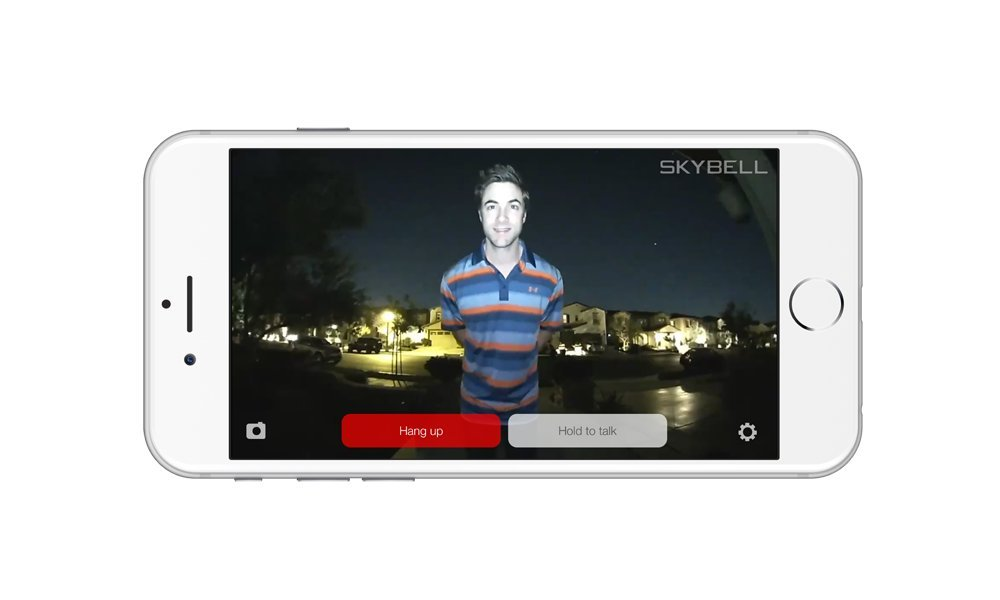 SkyBell HD Bronze WiFi Video Doorbell by SkyBell (Image #4)