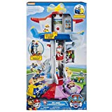 Nickelodeon Paw Patrol - My Size Lookout Tower with Exclusive Vehicle, Rotating Periscope and Lights and Sounds