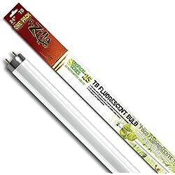 R-Zilla SRZ100011869 Tropical 25 UVB Reptile Fluorescent T8 Bulb, 17-watt