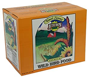 Global Harvest/woodinville 92451 35-Pound Premium Wild Bird Food Special Deal