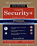 img - for CompTIA Security+ Certification All-in-One Exam Guide, Premium Fourth Edition with Online Practice Labs (Exam SY0-401) (Certification & Career - OMG) book / textbook / text book