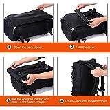 KAKA Travel Backpack, Carry On Backpack Durable
