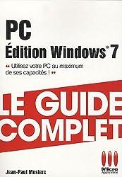 PC - éd Windows 7