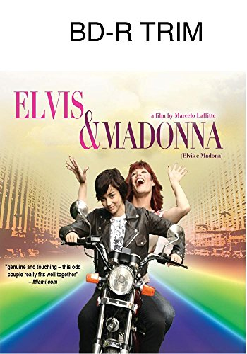 Madonna Glass - Elvis & Madonna [Blu-ray]