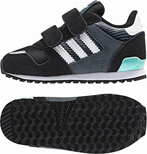 Adidas–Originals (Sport) ZX 700CF I Bébé Noir/ftwwht/boonix