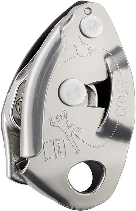 Petzl Grigri 2 Grey - Belay Device - Polea de escalada