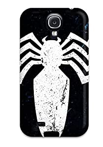 WOTLZgl1414DvoEx ZippyDoritEduard Awesome Case Cover Compatible With Galaxy S4 - Spiderman Logo