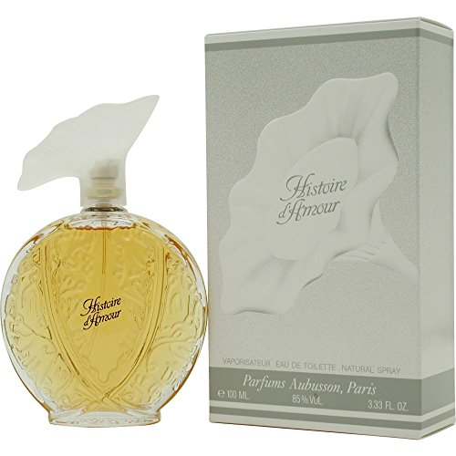 HISTOIRE D'AMOUR by Aubusson EDT SPRAY 3.4 OZ for WOMEN ---(Package Of 4)