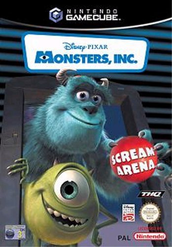 Disney/Pixar's Monsters, Inc: Scream Arena by THQ