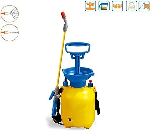 FCS Garden Pulverizador a presión Jardin con Bomba para Plantas 3L/ 5L/ 8L pulverizadores de presion pulverizadores de Agua (Size : 3L): Amazon.es: Hogar