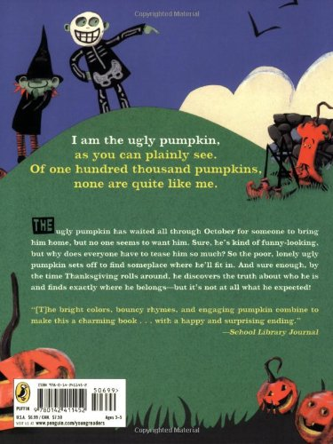 Math Worksheets halloween math worksheets grade 3 : The Ugly Pumpkin: Dave Horowitz: 9780142411452: Amazon.com: Books