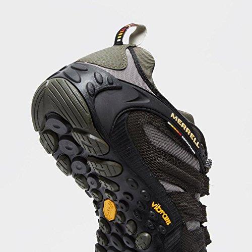 Merrell Mens Chameleon Slam II Walking Shoe Orange   105 DM US