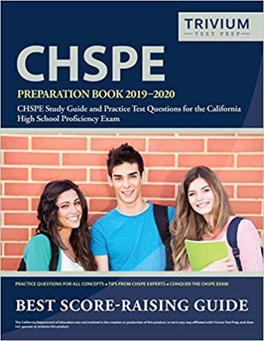 Best Books For Middle Schoolers 2020 CHSPE Preparation Book 2019 2020: CHSPE Study Guide and Practice