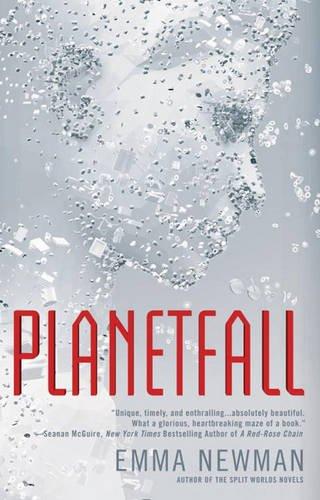 """""""Planetfall"""" av Emma Newman"""
