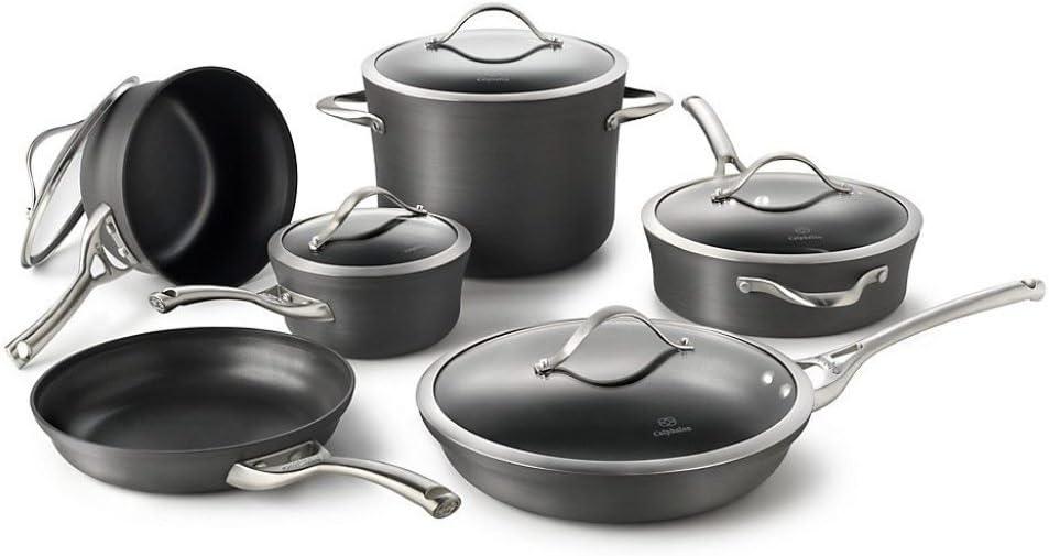 Best healthiest cookware. Calphalon Contemporary Nonstick Cookware