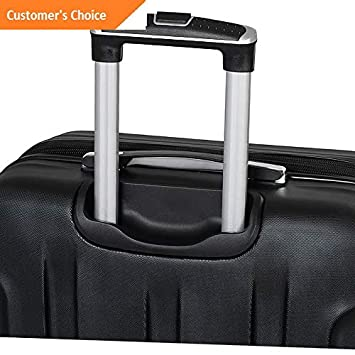 Amazon.com | Sandover Proteus 3 Piece Hardside Expandable Spinner gage Set NEW | Model LGGG - 98 | | Luggage Sets