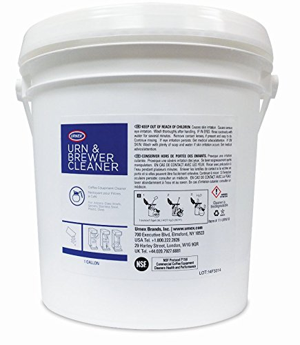 Urnex Original Urn & Brewer Cleaner (1 x 10 lb pail)