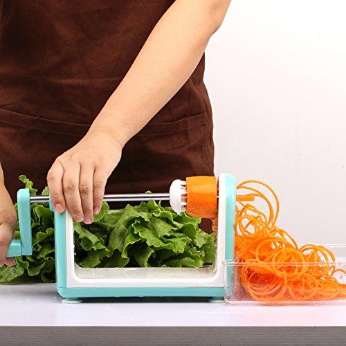 zucchini noodles machine - 9