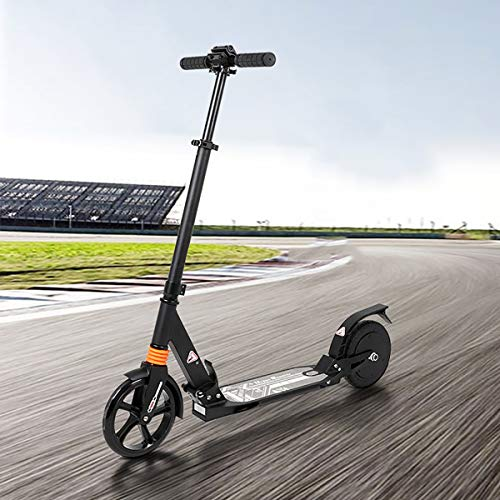 - XTZLX Foldable Lightweight Adult Electric Scooter Premium Li-Ion Battery, Adult Electric Scooter-200w Power