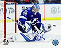 "Andrei Vasilevskiy Tampa Bay Lightning NHL Action Photo (Size: 8"" x 10"")"