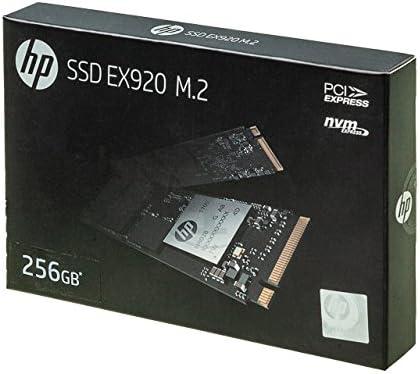 HP Hewlett Packard 2YY45AA#ABB - Disco Duro Interno SSD de 256 GB ...