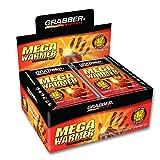 Grabber Mega Warmers, 12+ Hours Maximum Heat- 30 Count