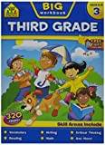 School Zone Big Workbook, Third Grade