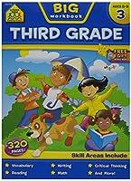 School Zone Big Workbook, Third Grade