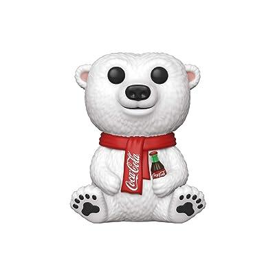 Funko Pop! AD Icons: Coca-Cola - Polar Bear, Multicolor, Model:41732: Toys & Games
