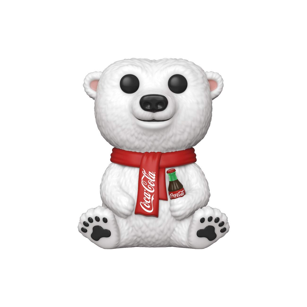 Funko Pop! AD Icons: Coca-Cola - Polar Bear, Multicolor, Model:41732