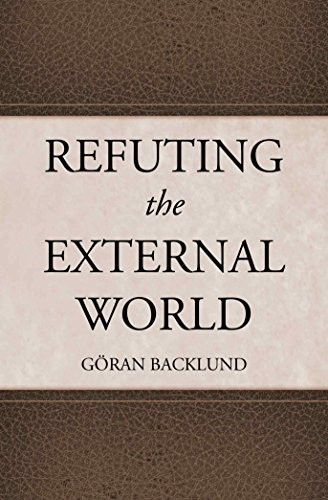 Refuting the External World