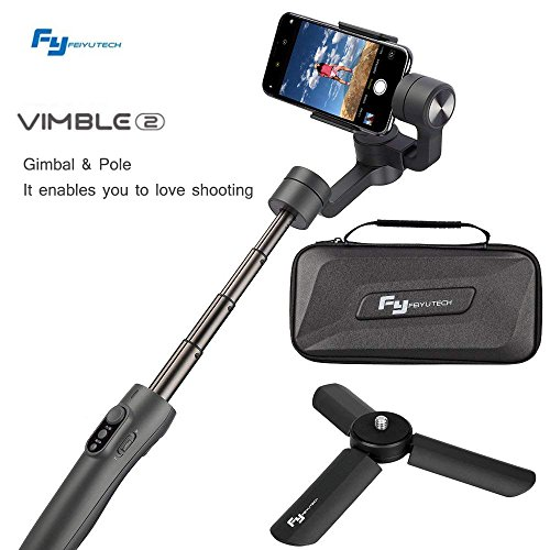 FeiyuTech Vimble 2 3-Axis Handheld Gimbal Stabilizer for iPhone X / 8 / 7 Samsung Galaxy S9 / S8 / S7 Huawei etc Smartphones