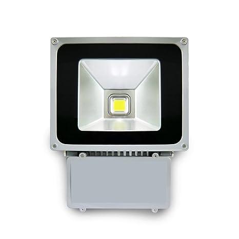 Nealed - Foco Proyector led de exterior- 70w -equivalente a 500w ...