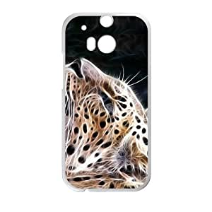 Abstract Leopard Hot Seller High Quality Case Cove For HTC M8