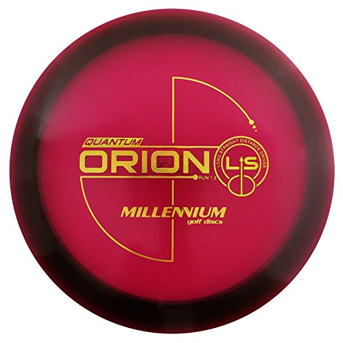 Millennium Quantum Orion LS Driver Golf Disc [Colors May Vary] - 170-172g ()