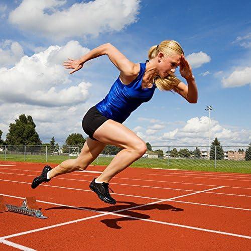 MIHOUNION de Clavos Atletismo 110 Pcs 7mm 1/4 Pulgada de Acero Reemplazo Track Spikes para Atletismo Campo traviesa Color de Plata: Amazon.es: Deportes y aire libre