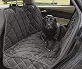 Orvis Deluxe Microfiber Car Hammock Seat Protector / Large, Gray, Large