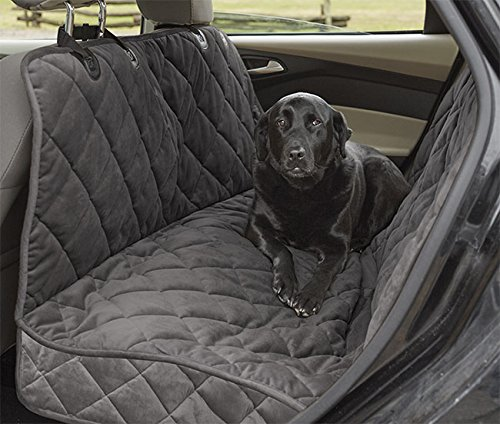 Orvis Grip-Tight Quilted Microfiber Hammock Seat Protector/Large, Gray, Large