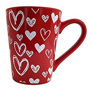 ♥ mothers day gifts ♥ KINREX Tea & Coffee Mug - Best Mom Ever - 12oz - Gifts for Mom, Women and Ladies